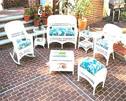 white wicker chairs outdoor resin furniture clearance white wicker rockers outdoor furniture white