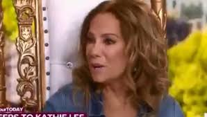 Kathie Lee Gifford Final Today Week Thursday Her Parents Legacy