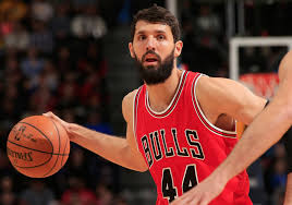 nikola mirotic. Brilliant Nikola The Last 15 Months Have Been Eventful To Say The Least For Nikola Mirotic  Montenegrin Forward Became A Father In May Year And Moved States  Throughout Mirotic
