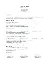 Immigration Lawyer Cover Letter Large Size Of Paralegal Resumes That