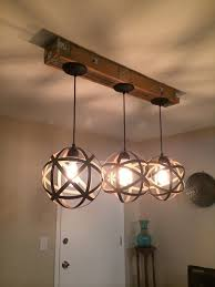 diy lighting ideas. DIY Pallet And Mason Jar Light Fixture | 101 Pallets Diy Lighting Ideas