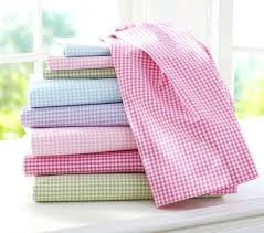 gingham bedding sets pink gingham bedding sets