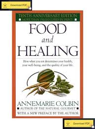 Food And Healing Pdf Ebook Annemarie Colbin By Colbin