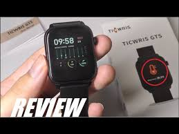 REVIEW: <b>TICWRIS GTS</b> Budget Smartwatch - <b>Body</b> Temperature ...