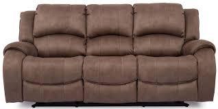 3 seater recliner sofa. Contemporary Recliner Vida Living Darwin Biscuit Fabric 3 Seater Recliner Sofa In A