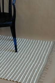 Teppich Leinen Und Merino Wolle Lappen Rechteckige Teppich Etsy