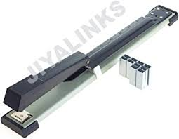 <b>KW</b>-<b>triO Heavy Duty</b> All Metal Long Arm Full Strip 20 Sheet Stapler ...