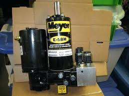 meyer snow plow pump parts mold board kits plows wiring diagram e60 meyer snow plow pump snowplow e hydraulic lift unit new lights wiring diagram