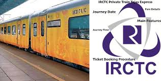 Irctc Ticket Fare Chart Private Train By Irctc Irctc Help