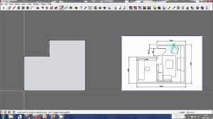 how to draw house plans in google sketchup lovely 2d floor plan sketchup sketchup for construction