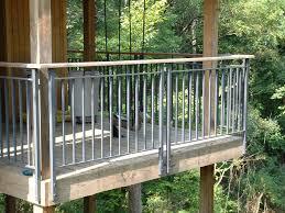 Metal deck railing ideas Aluminum Metal Porch Railing Designs Kimberly Porch And Garden Metal Porch Railing Designs Kimberly Porch And Garden Metal