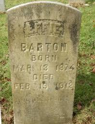Effie Baldwin Barton (1874-1912) - Find A Grave Memorial