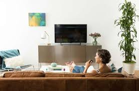 amazon prime furniture. Perfect Furniture PHOTO A Woman Uses An Amazon Fire TV In Undated Marketing Image From  Throughout Prime Furniture B