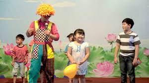 01/06/2016] Các trò chơi vui nhộn cho các bé,nhân dịp Quốc Tế Thiếu Nhi -  YouTube