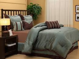 King Bedroom Bedding Sets Brown Comforter Sets Brown And Tan Bedding Sets With Regard To