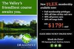 Dragonfly Golf Links Offers New Flex Membership | Flagstick.com