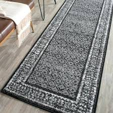 14 runner rug vintage black silver runner rug x runner rugs 14 feet long 14 runner rug runner rugs feet