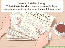 How To Write An Advertisement 15 Steps With Pictures Wikihow