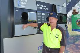 Reverse Vending Machine Australia Awesome Another Reverse Vending Machine To Be Installed In West Daily Liberal