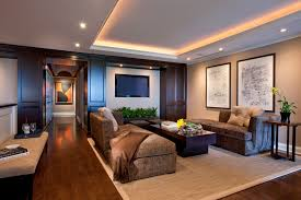 family room lighting design. Ceiling Design For Hall 2014 Family Room Contemporary With Cove Lighting Wall Decor Coffee Table I