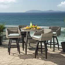 best garden oasis harrison 5 piece bar set for your patio decor stunning garden oasis