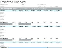Excel Timesheet Template With Formulas Uk Time Card Spreadsheet Free