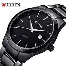 popular top 10 mens luxury watch brands buy cheap top 10 mens 2016 top luxury brand curren men full stainless steel business watches men s quartz date clock men