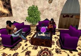 Small Picture Purple Living Room Set Living Room