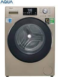 REVIEW] Máy giặt lồng ngang Aqua DD Inverter 9kg AQD-DD900F (N), giá  10,689,000đ! Xem review ngay!