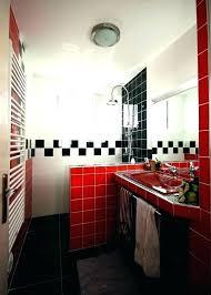 red bath decor black bathroom decor ideas red bath decor red and black bathroom accessories red
