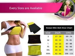 Sweat Slim Belt Reducing Over Fat