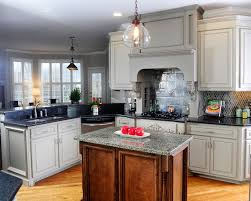 grey painted kitchen cabinetsGrey Painted Kitchen Cabinets  Traditional  Kitchen  Nashville