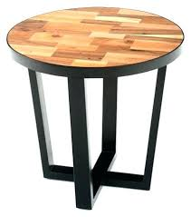 wooden end table round reclaimed wood end table modern contemporary style wooden dining tables with benches