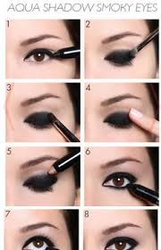 how to make perfect smokey makeup shadow beauty zone