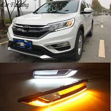 Drl Light Honda Crv Car Flashing 1pair For Honda Crv Cr V 2012 2014 Led Drl
