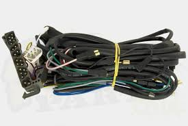 wiring loom harness vespa px125 200 pedparts uk Vespa Px Wiring Loom Diagram wiring loom harness vespa px125 200 Electric Scooter Wiring Diagrams