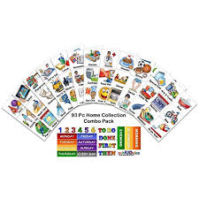 Daily Behavior Charts For Autistic Students Visual Schedule Amazon Com