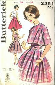 Butterick Vintage Patterns