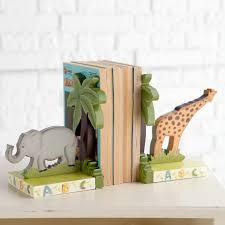 fantasy fields outer e hand crafted kids bookends set of 2 hayneedle