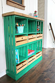 5 Fun Back to School Crate Projects from Crates & Pallet  Crates and Pallet