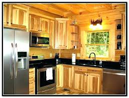 Kitchen Cabinets Denver Adorable Cabinets Hickory Kitchen Home Design Ideas Style Bathroom To Go