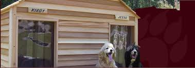 appealing dog house designs for two dogs custom design insulated plans large st bernard with