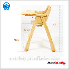 baby dining chair. amazing baby dining chair with 15 adjustable wooden folding childrens highchairfolding ba