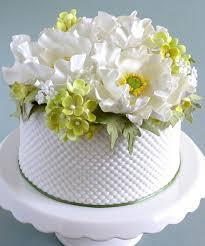 8 Happy Birthday Freda Birthday Cakes With Flowers On Them Photo