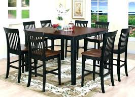 square high top kitchen table square wood kitchen table high kitchen table set tall kitchen tables