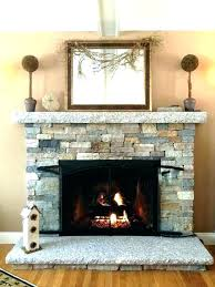 freestanding electric fireplaces the home depot for free standing idea 2 stacked stone fireplace canyon heights