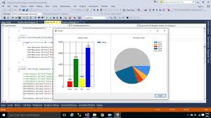 Foxlearn Windows Forms Chart Graph In C