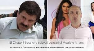 Nello di Savio - El Chapo il Boss che spiava i cellulari di Moglie e Amanti  ecco come lo hanno localizzato