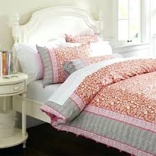 teen duvet cover. Pb Teen Duvet Covers Pink And Orange Vine Cover From Home Design Games .