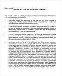 7+ Release Agreement Form Samples - Free Sample, Example Format Download